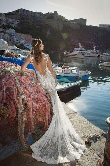 Código: vn654 Vestido novia