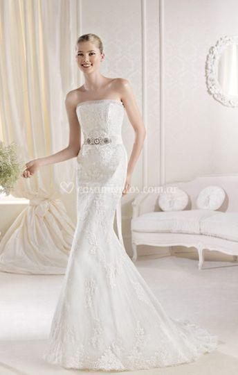 Código: vn699 Vestido novia
