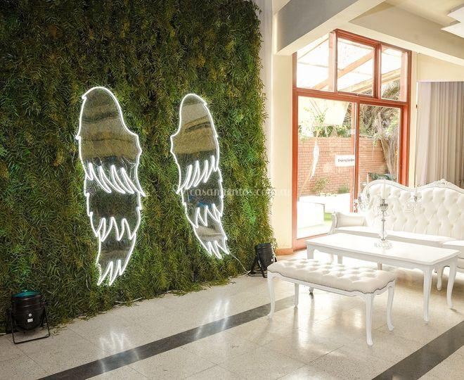 Ambientación y mobiliario
