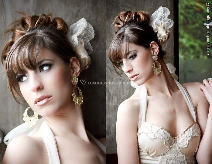 Una novia con estilo