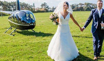 Heli Bodas Tap - Helicópteros