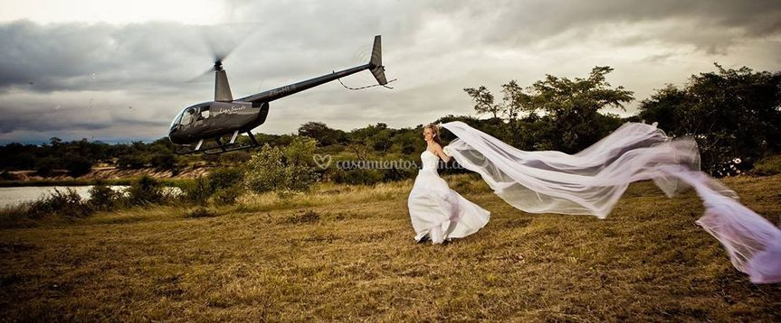 Heli bodas tap