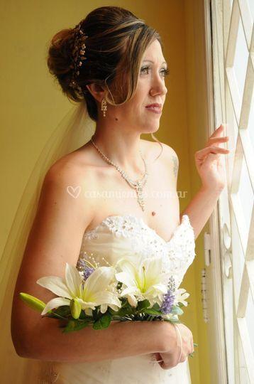 Previo de la novia