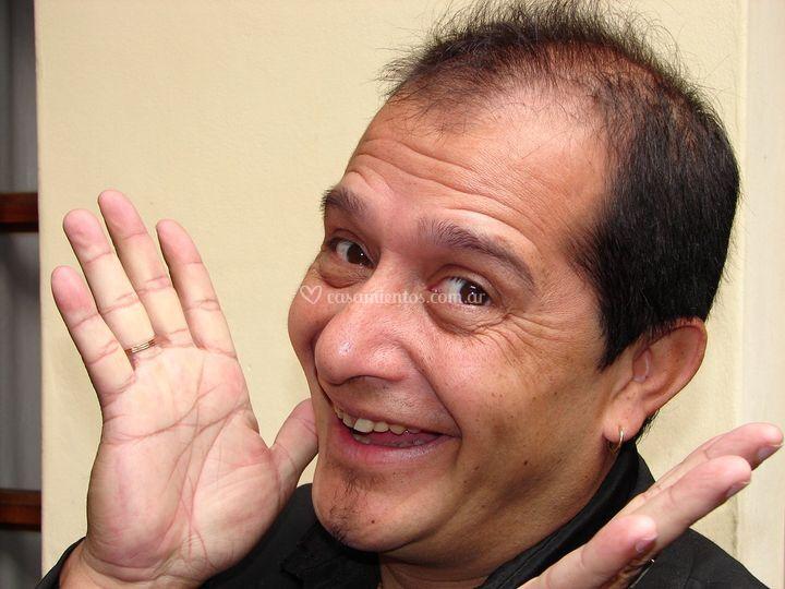 Humorista Duilio Roman