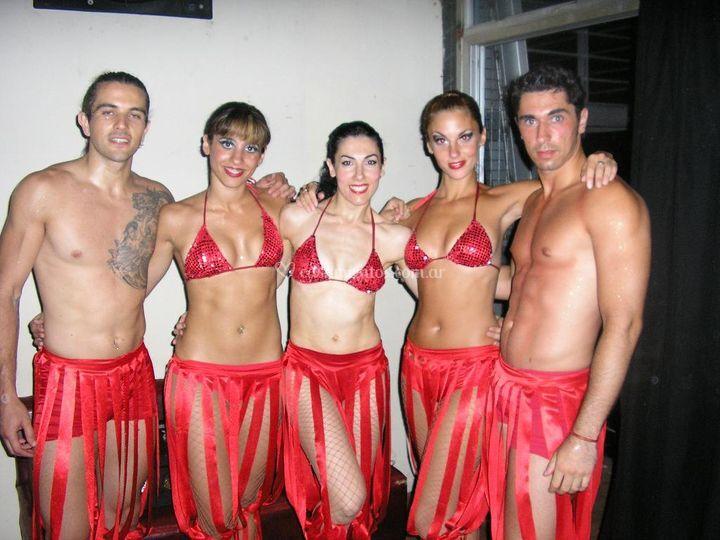 Grupos de reggaeton