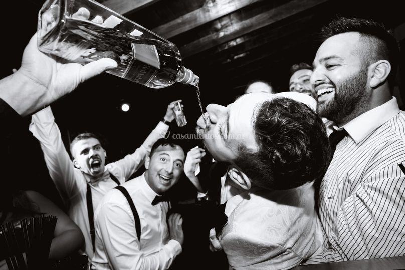 El novia - Fiesta