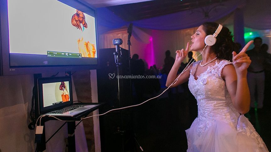Karaoke Luiggi Benedetto