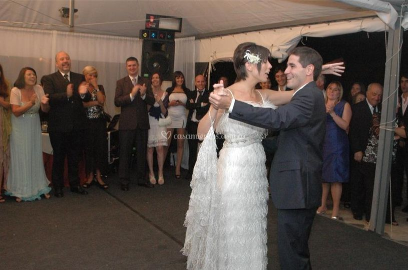 Salón para casamiento