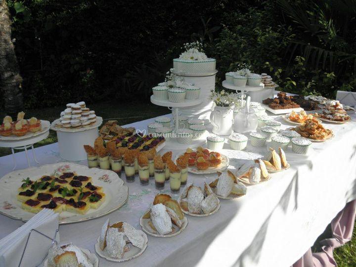 Catering de casamiento