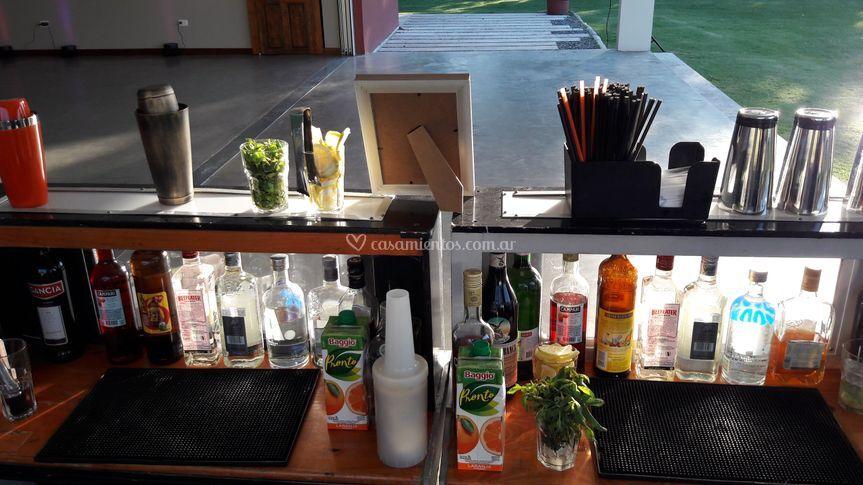 Open Drinks Movil Bar