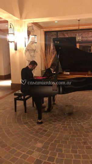 Piano Solo Hotel Villa Belluno
