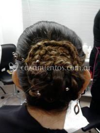 Peinado novia Buenos Aires