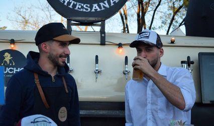 La Chata Beer Truck 1