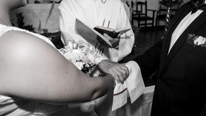 Casamiento ceremonia