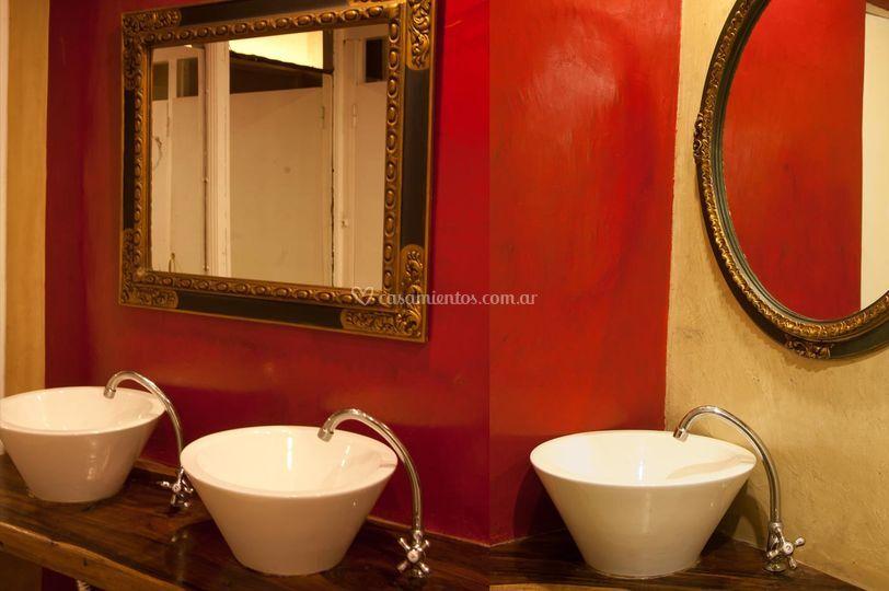 Baños de estilo