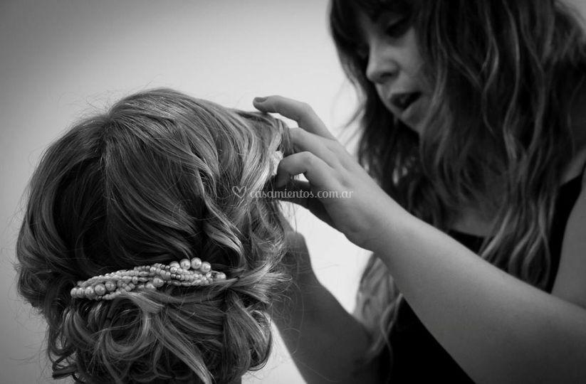 Estefi Randazzo Makeup & Hair