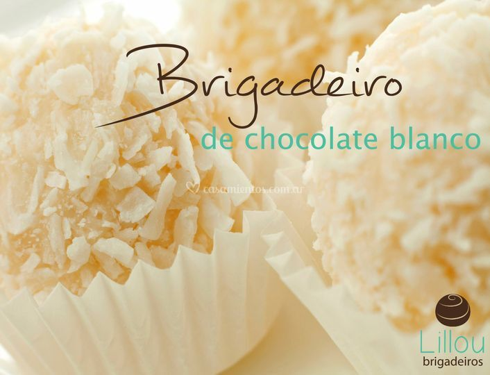 De chocolate blanco