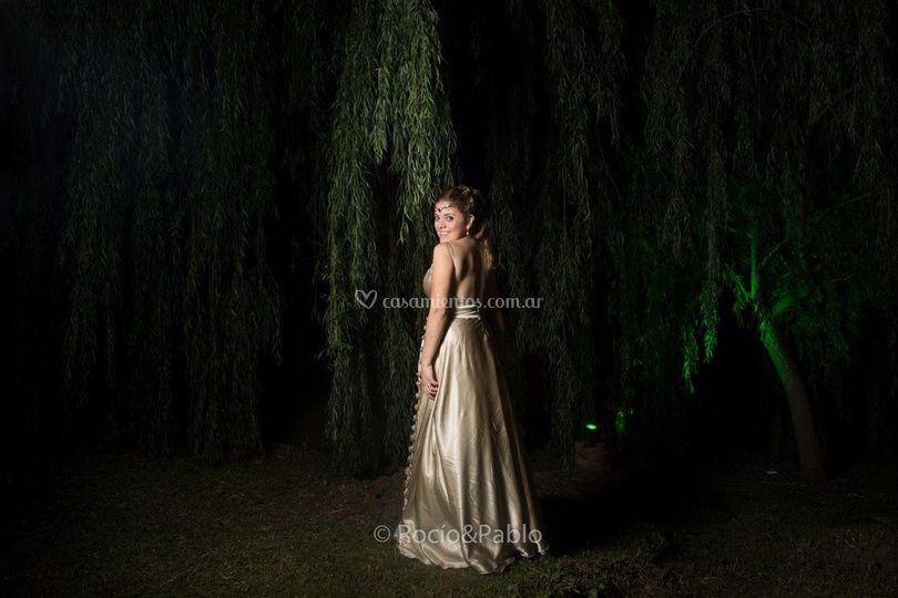 Novia - vestido de novia