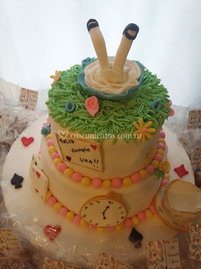 Torta Alicia