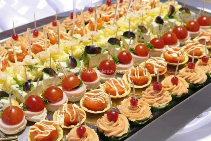Mix Eventos Catering