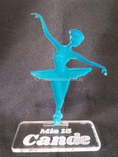 Bailarina balet