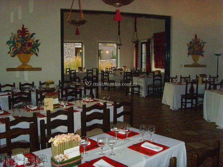 Restaurante preparado