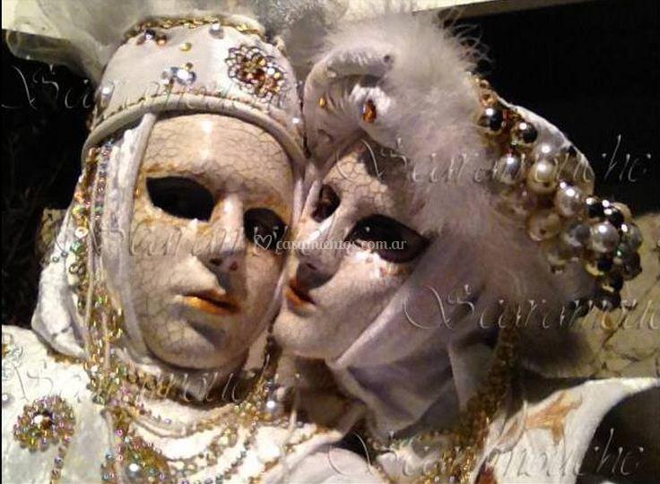 Scaramouche Máscaras Artesanales
