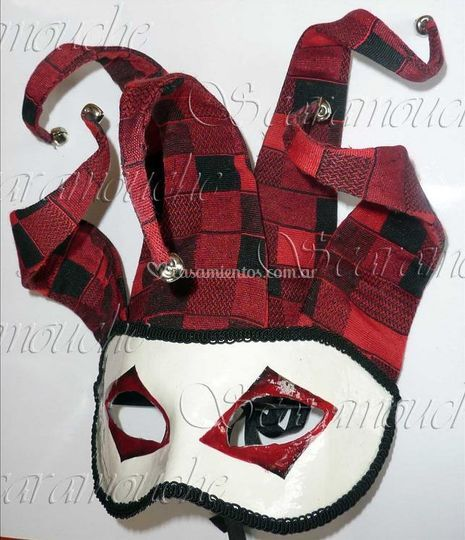 Arlecchino roja