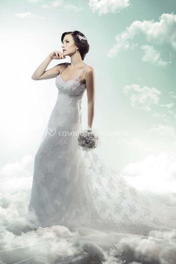 Vestido de novia Fabrina