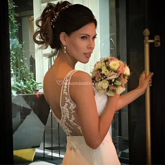 Vestido de novia diseño Jaffa