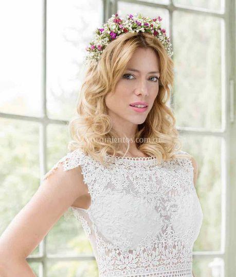 Vestidos de novia Damietta