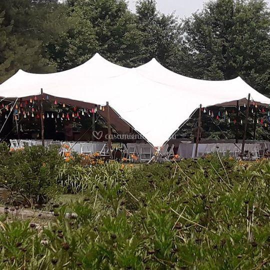 Carpas beduinas para boda