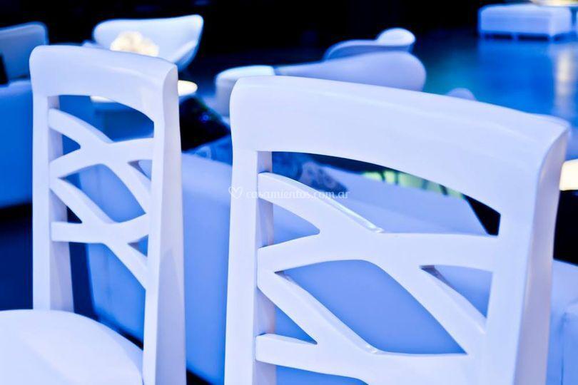 Banquetas altas Montreal