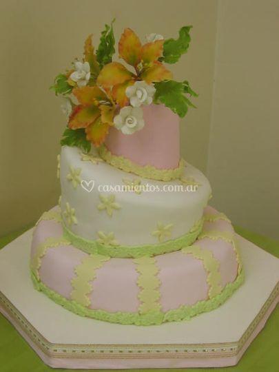 Tortas torcidas y originales