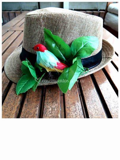 Sombreros pajaritos