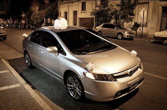 El carro nupcial