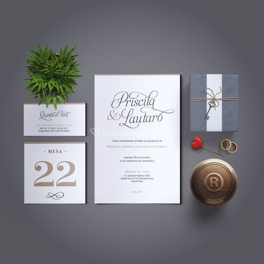 Fábrica de Invitaciones