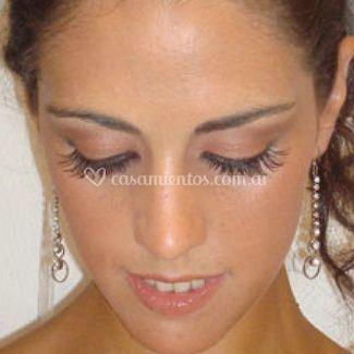 Maquilla de ojos