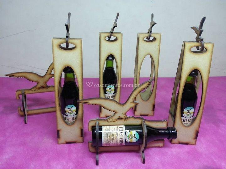 Cajas para el vino
