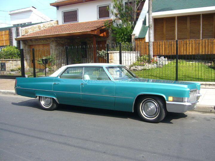 Cadillac 1970 con A/Ac