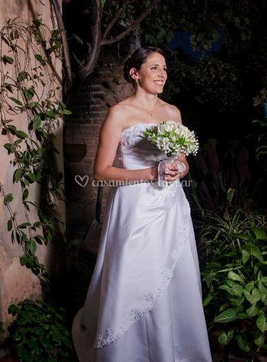 Fotografía de novia