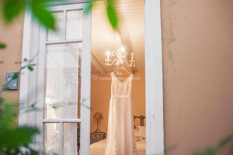 Suite de la novia sin cargo