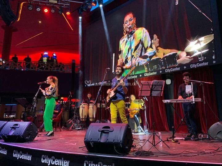 City Center - Latin Show