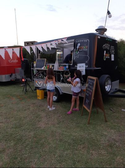 Forky foodtruck