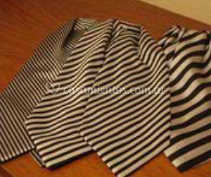 Corbatas en varios estilos