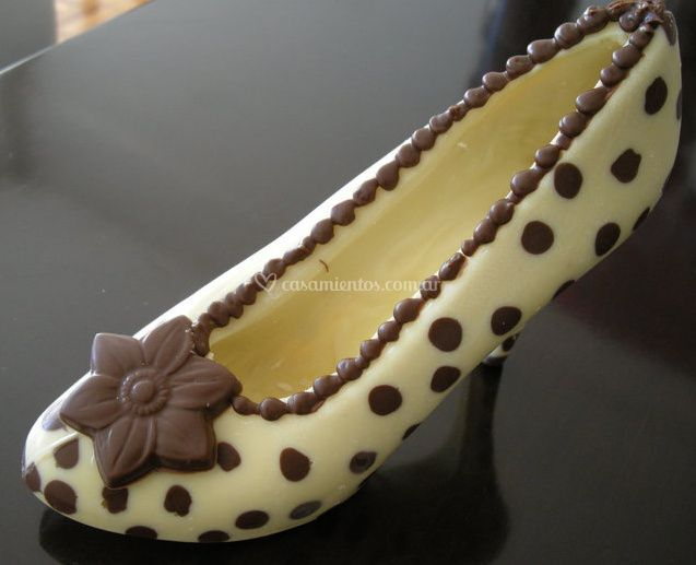 Novedad en chocolate
