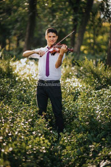 Violin para eventos y fiestas