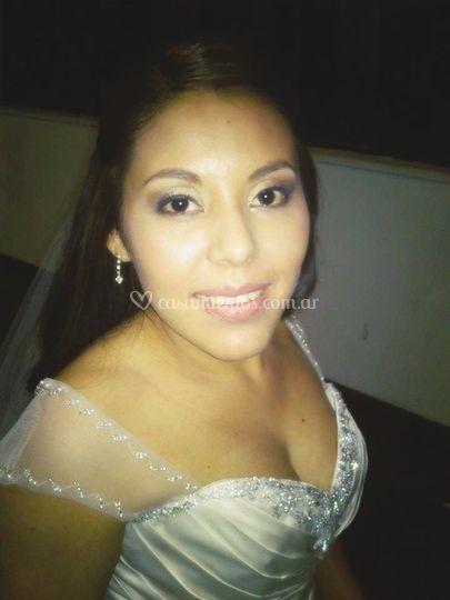 Make up para novia