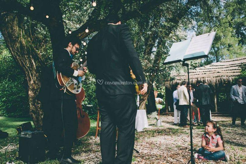 Tuxedo Jazz