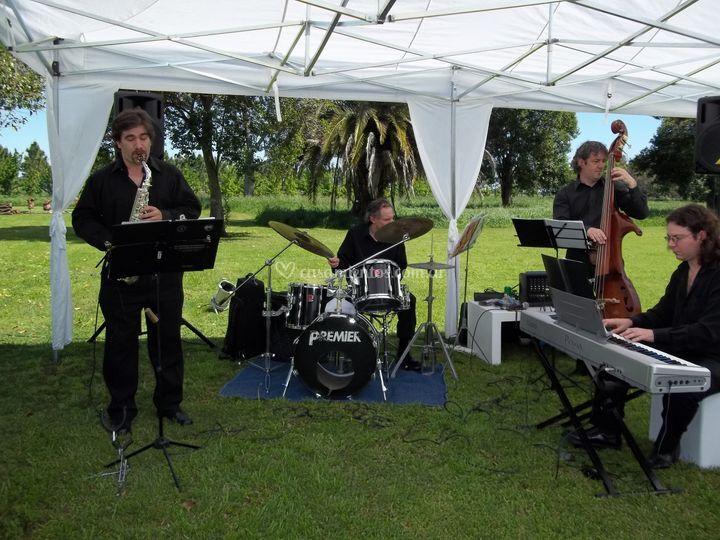 Cuarteto de jazz